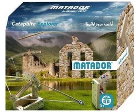 Matador Explorer 5+ Katapulten bouten bouwdoos (56-delig)