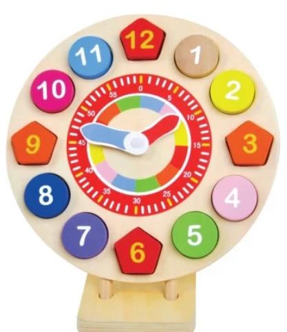 Ongekend Blogpost educatief speelgoed | 't Stokstaartje Houten Speelgoed GX-51