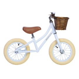 Balance Bike - First Go - Sky Blue
