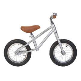 Balance Bike - First Go - Chrome