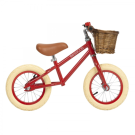 Balance Bike - First Go - Red