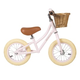 Balance Bike - First Go - Pink