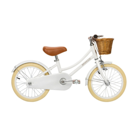 PRE-ORDER Balance Bike -Classic - White (aug 2020)