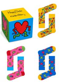Keith Haring  - Gift Box - maat 36-40