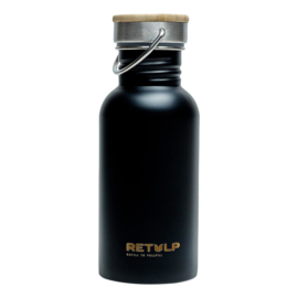 Urban drinkfles 500ml - Night Black