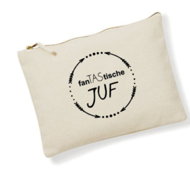 Etui fanTAStische JUF - naturel