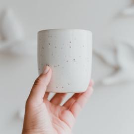 handgemaakte keramische mok 'calma'
