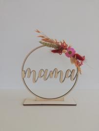 Flowerhoop 'mama'