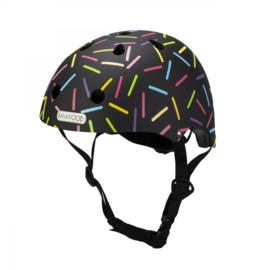 Helm - Allegra (confetti) Black