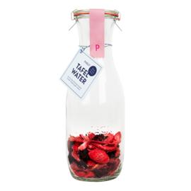 Aardbei & hibiscus TAFELWATER