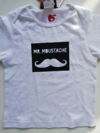 T-shirt MR. MOUSTACHE