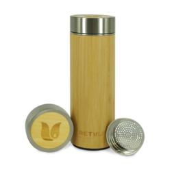 Thermosbeker 400ml Bamboo