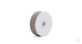 Luxe lint SAND, prijs per halve meter