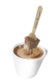 Fondant chocolade - chocostick