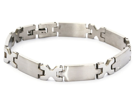 Stainless Steel Herenarmband 08062