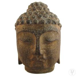 Hand gekapt Boaddha hoofdje