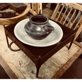 Originele schenk kannetjes van aardewerk