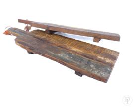 Tapasplank van oud hout