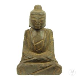 Kleine zittende Boeddha