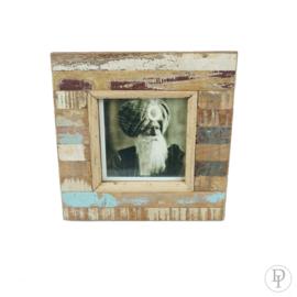 Scrapwood foto lijstjes