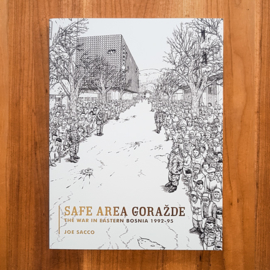 'Safe Area Gorazde' - Joe Sacco