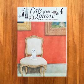 'Cats of the Louvre' - Taiyo Matsumoto