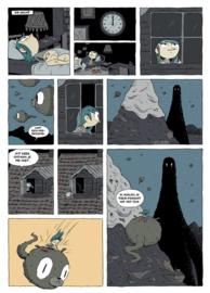 'Hilda en de reus van middernacht' - Luke Pearson