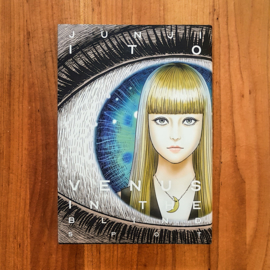 'Venus in the Blind Spot' - Junji Ito