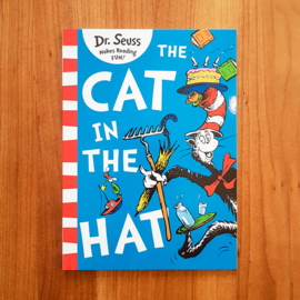 'The Cat in the Hat' - Dr. Seuss