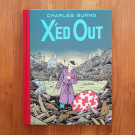 'X'ed Out' - Charles Burns