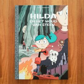 'Hilda en het woud van steen' - Luke Pearson