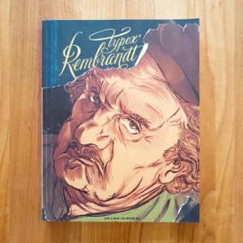 'Rembrandt' - Typex