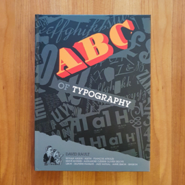 'ABC of Typography' - David Rault