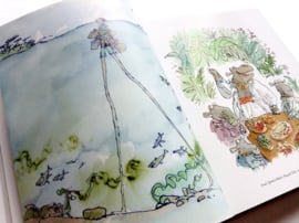 'Beyond the Page' - Quentin Blake