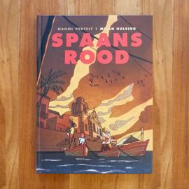 'Spaans Rood' - Milan Hulsing