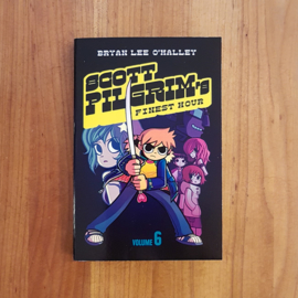 'Scott Pilgrim's Finest Hour' - Volume 6 - Bryan Lee O'Malley