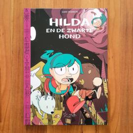 'Hilda en de zwarte hond' - Luke Pearson