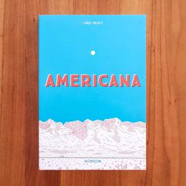 'Americana' - Luke Healy