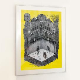 'Arena' - poster | Erik Svetoft