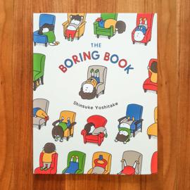 'The Boring Book' - Shinsuke Yoshitake
