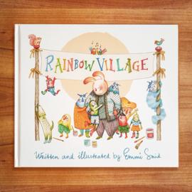 'Rainbow Village' - Emmi Smid