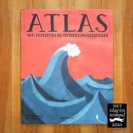 'Atlas van expedities en ontdekkingsreizigers' - Martins | Carvalho