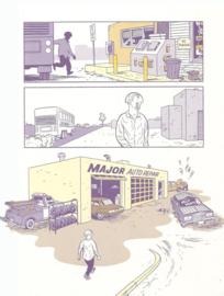 'Asterios Polyp' - David Mazzucchelli