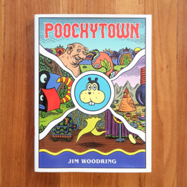 'Poochytown' - Jim Woodring