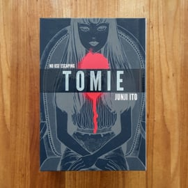 'Tomie: Complete Deluxe Edition' - Junji Ito