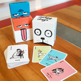 Dodgy Dogs Twin Pack - Jean Jullien | Yolky Games