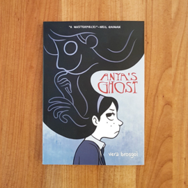 'Anya's Ghost' - Vera Brosgol