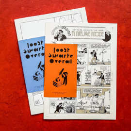 Catalogus 'Joost Swarte Overal'