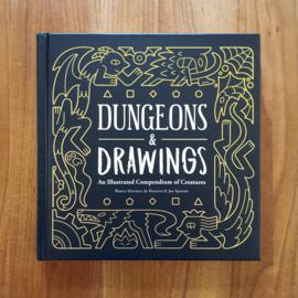 Dungeons & Drawings - Blanca Martinez | Joe Sparrow