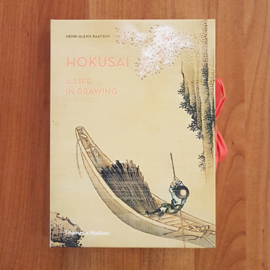 'Hokusai - a life in drawing' - Henri-Alexis Baatsch